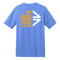 OneWake T-Shirt - Heathered Royal - 48 qty