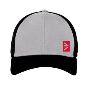 Open image in slideshow, OneWake - Retail Hat - Grey/Black - 72 qty