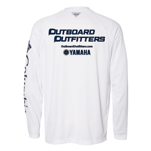 Outboard - Retail Fishing Shirt Columbia - 24 qty