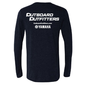 Outboard - Service Triblend Long Sleeve - 24 qty