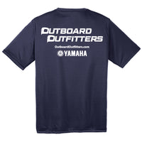 Outboard - Service Dri-Fit Short Sleeve - 24 qty