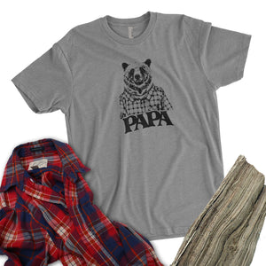 Open image in slideshow, Weez & Ding's | Papa Bear T-Shirt