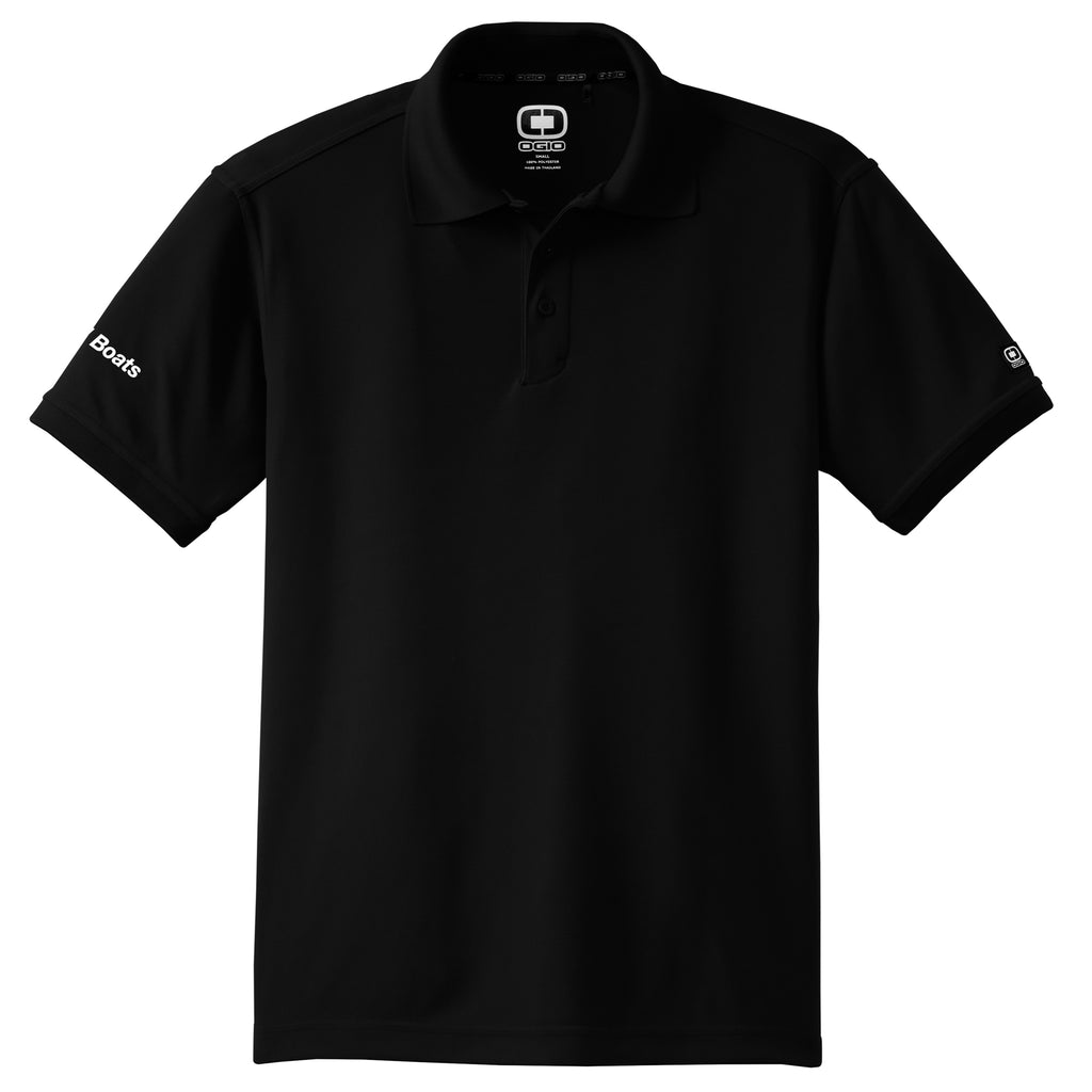 Phil Dill - Sales Polo OGIO Black (Men's) - 8 qty