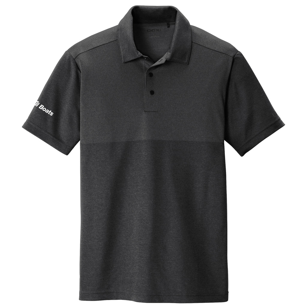 Phil Dill - Sales Polo OGIO Grey (Men's) - 8 qty