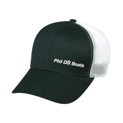 Phil Dill - Retail Snapback Hat - 72 qty