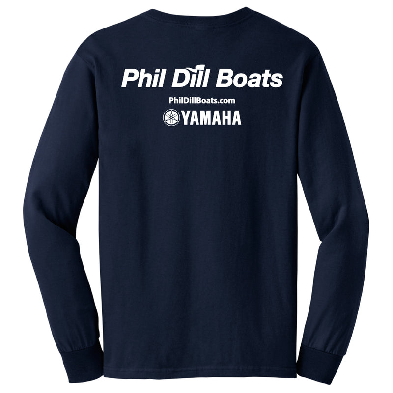 Phil Dill - Service Cotton Long Sleeve - 24 qty