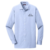 Mens Slim Fit Non-Iron Shirt (5 Color Options)
