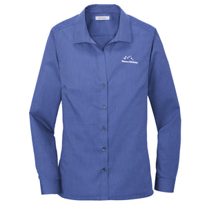 Long Sleeve Non-Iron Shirt (5 Color Options)