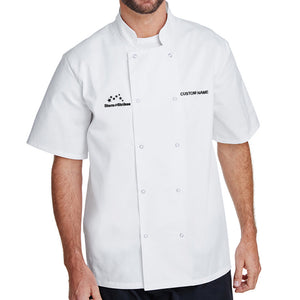 Chef Coat - S/S - White