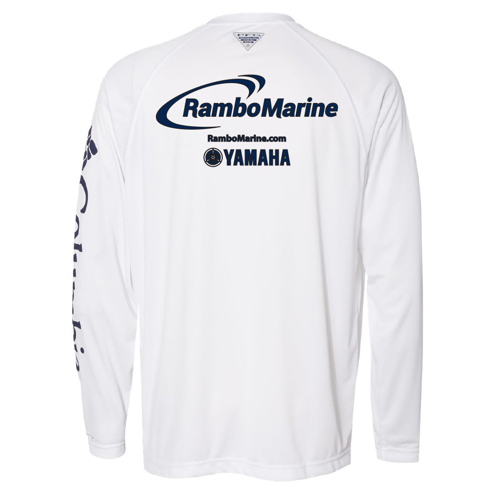 Rambo - Retail Fishing Shirt Columbia - 24 qty