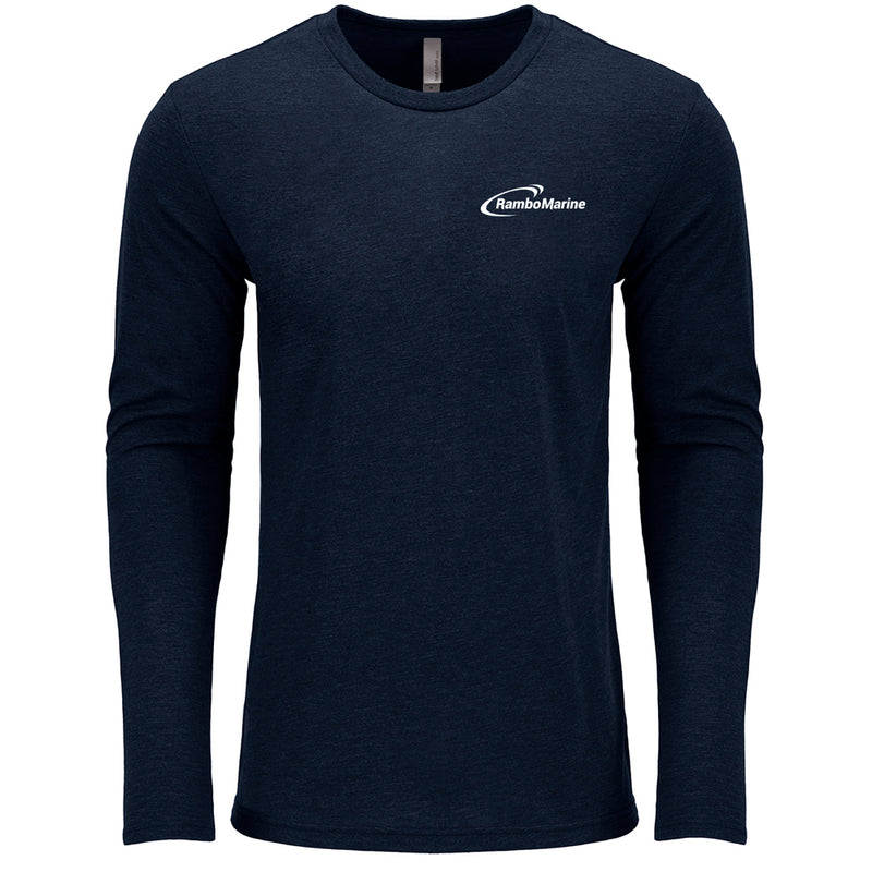 Rambo - Service Triblend Long Sleeve - 24 qty