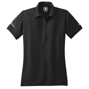 Rambo - Sales Polo OGIO Black (Women's) - 8 qty