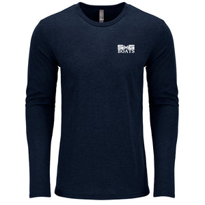 SMG - Service Triblend Long Sleeve - 24 qty