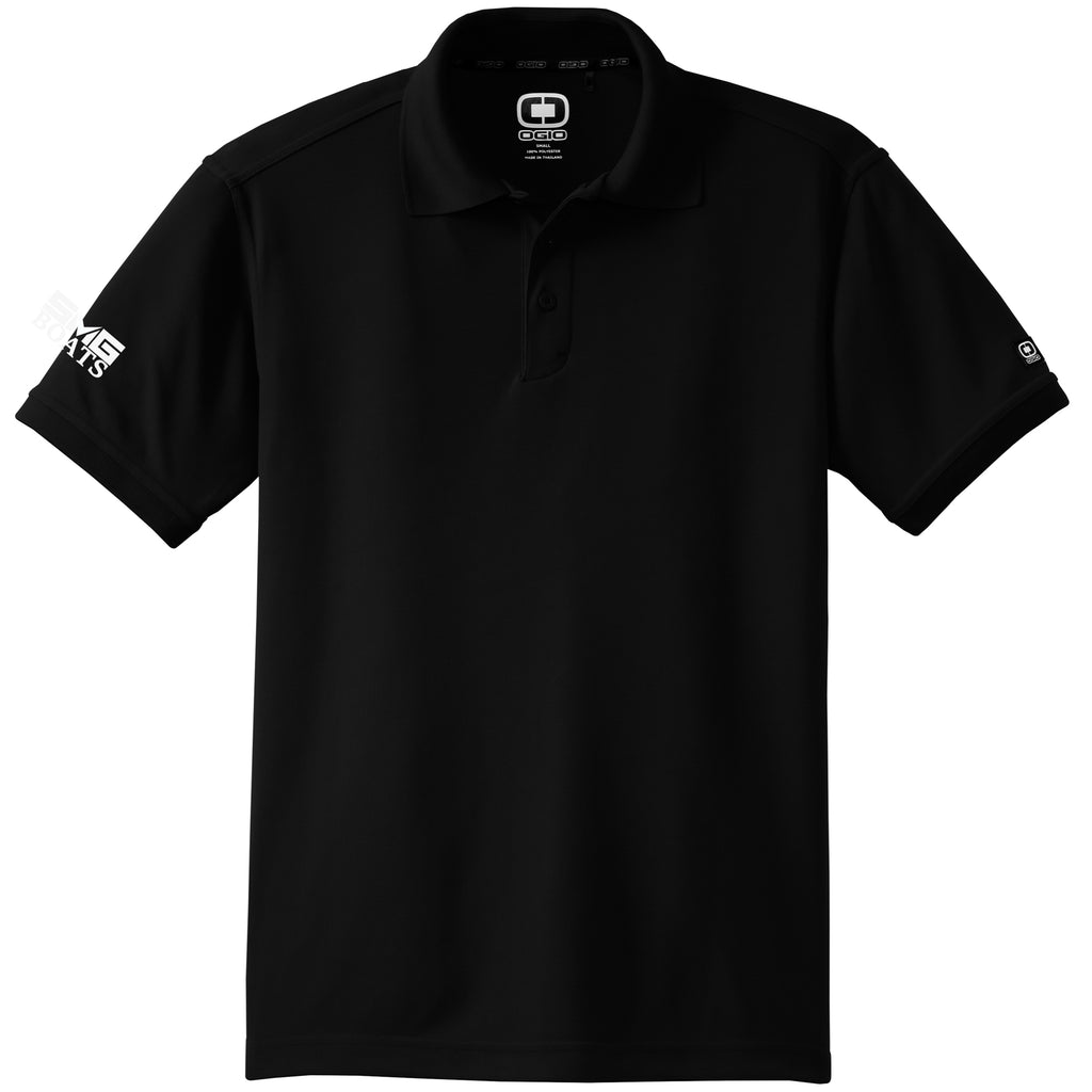 SMG - Sales Polo OGIO Black (Men's) - 8 qty