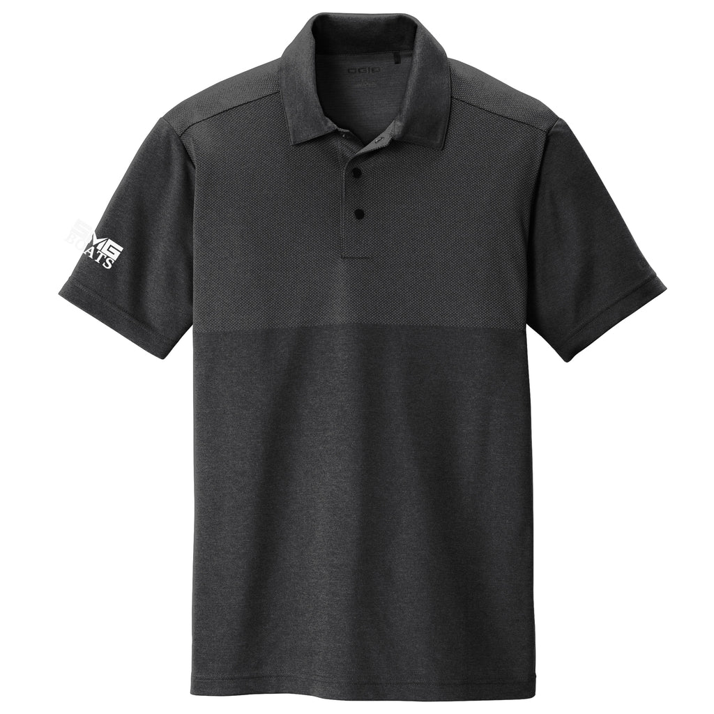 SMG - Sales Polo OGIO Grey (Men's) - 8 qty