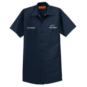 Technician Shirt -S/S - Navy