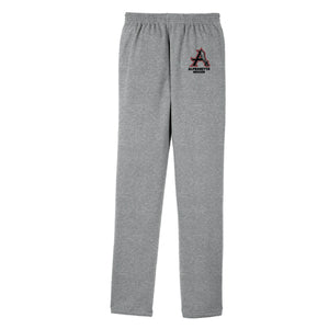 AHS Raiders Mens Soccer - Open Bottom Sweatpants