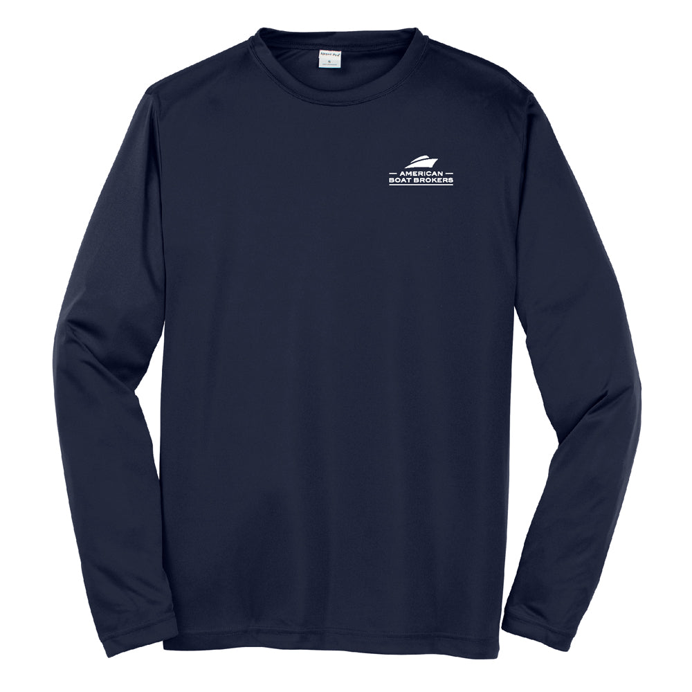 ABB - Service Dri-Fit Long Sleeve - 24 qty