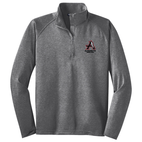 AHS Raiders Swim & Dive - 1/4 Zip Pullover