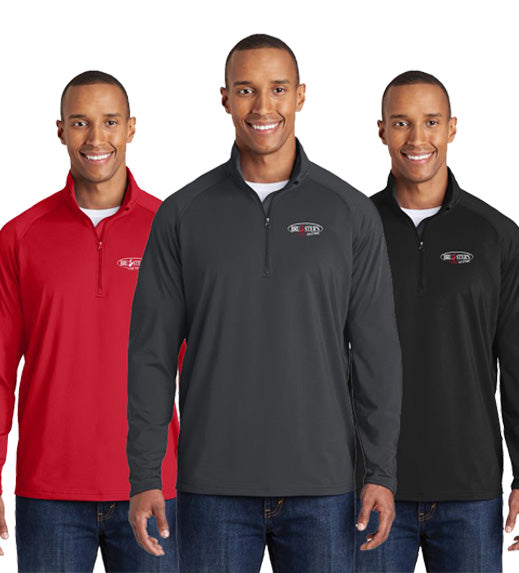 Bruster's 1/4 Zip Pullover : Men's