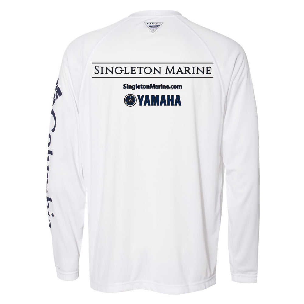 Singleton - Retail Fishing Shirt Columbia - 24 qty