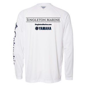 Singleton - Retail Fishing Shirt Columbia (48 MOQ)