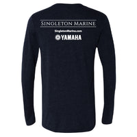 Singleton - Service Triblend Long Sleeve - 24 qty