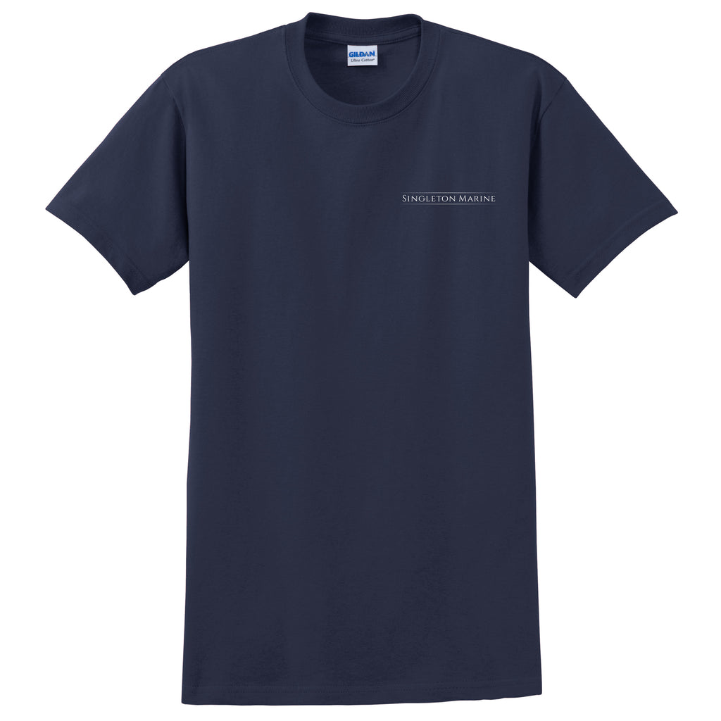 Singleton - Service Cotton Short Sleeve - 24 qty