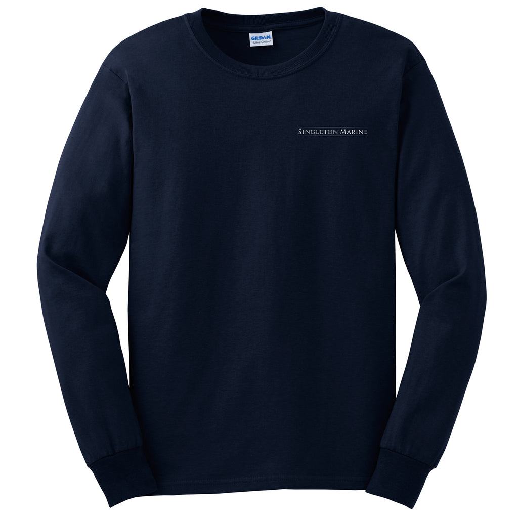 Singleton - Service Cotton Long Sleeve - 24 qty