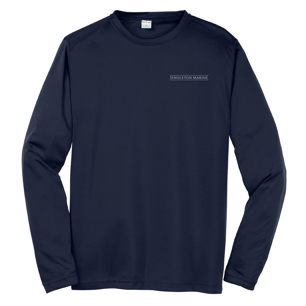 Singleton - Service Dri-Fit Long Sleeve - 24 qty