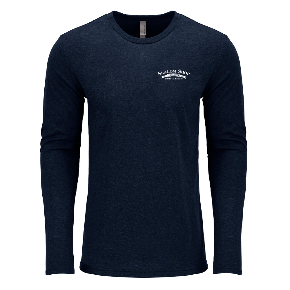 Slalom Shop - Service Triblend Long Sleeve - 24 qty