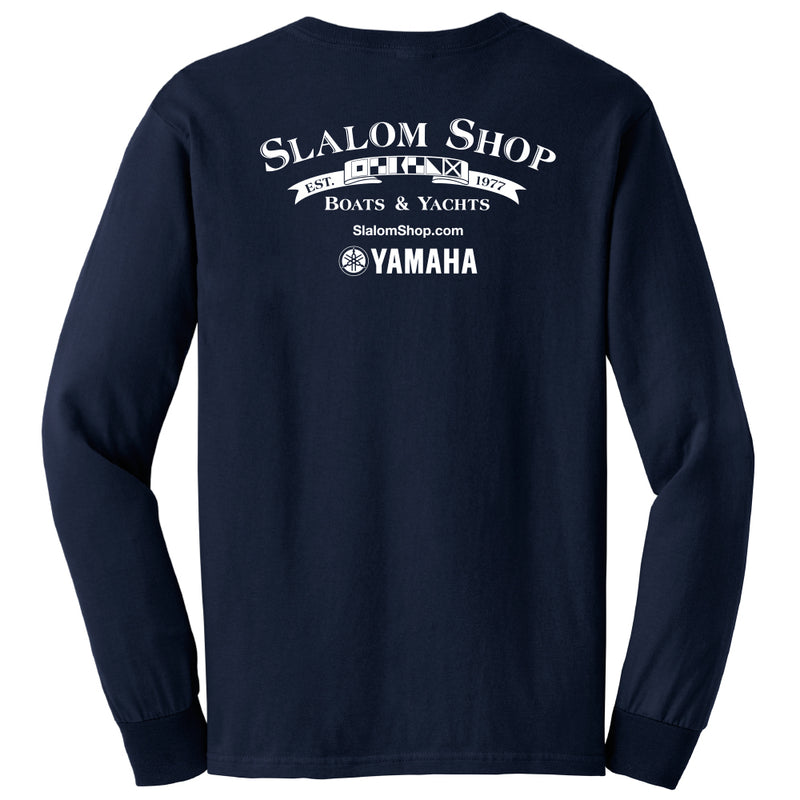 Slalom Shop - Service Cotton Long Sleeve - 24 qty