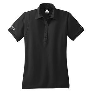 Slalom Shop - Sales Polo OGIO Black (Women's) - 8 qty