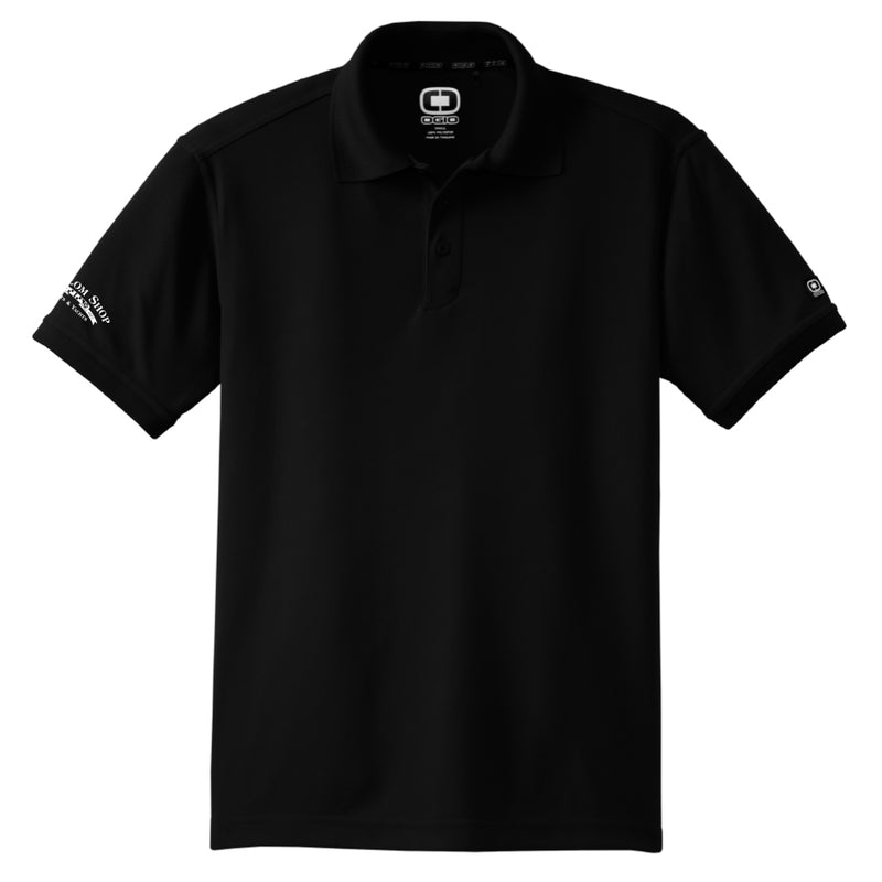 Slalom Shop - Sales Polo OGIO Black (Men's) - 8 qty