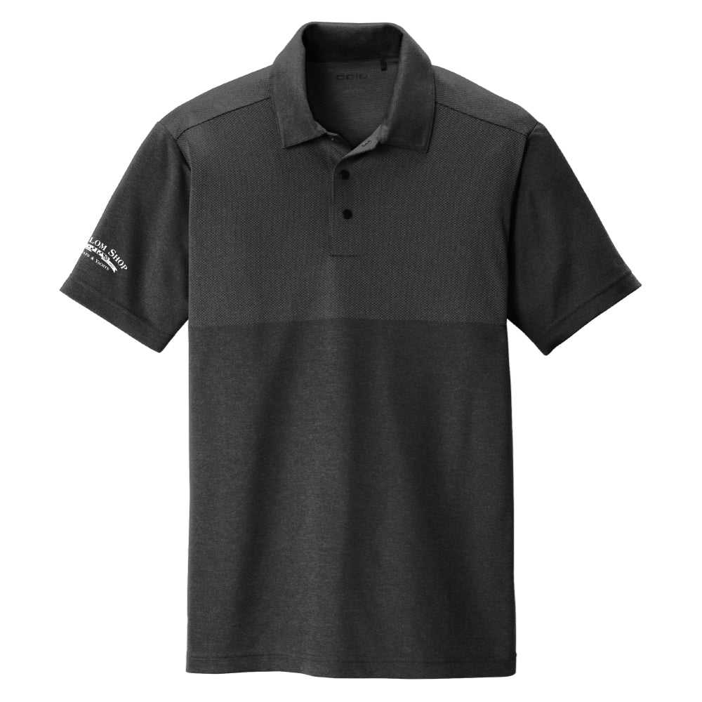 Slalom Shop - Sales Polo OGIO Grey (Men's) - 8 qty