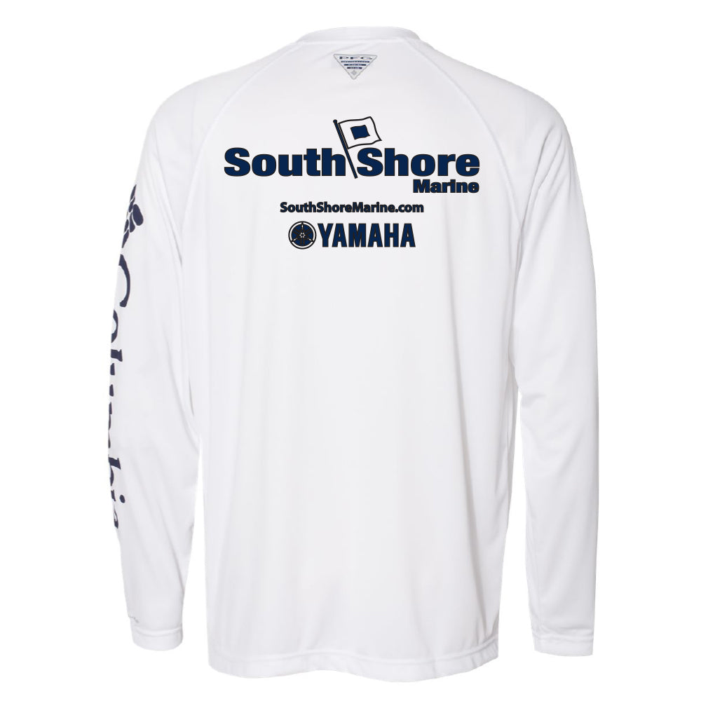 South Shore - Retail Fishing Shirt Columbia - 24 qty