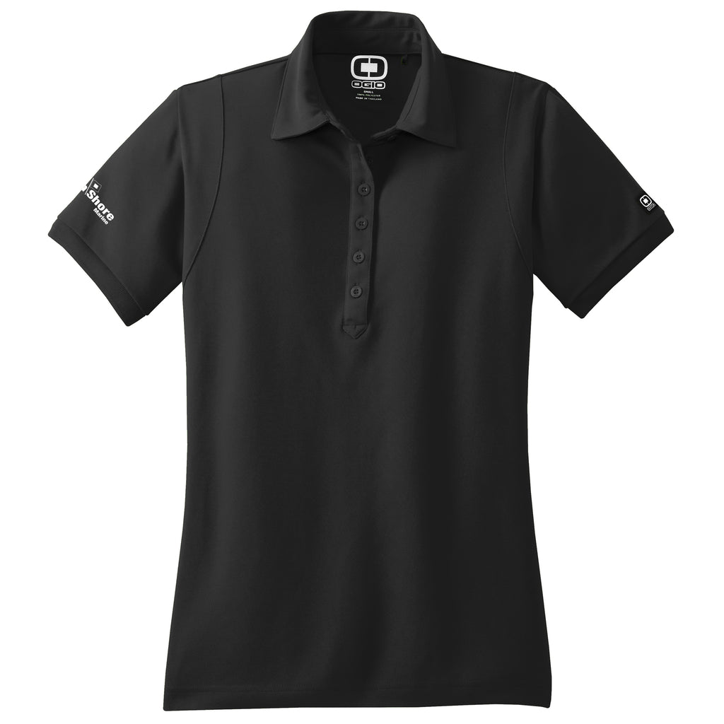 South Shore - Sales Polo OGIO Black (Women's) - 8 qty