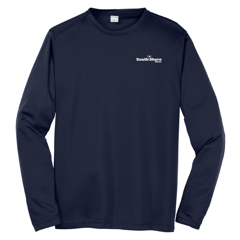 South Shore - Service Dri-Fit Long Sleeve - 24 qty