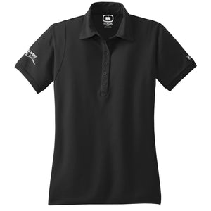 Open image in slideshow, Spend-A-Day - Sales Polo OGIO Black (Women's) - 8 qty