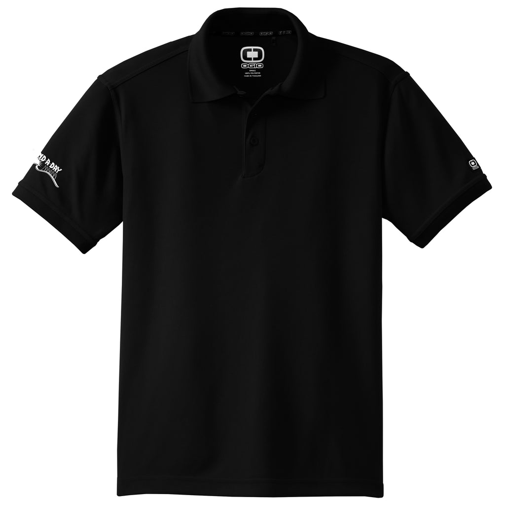 Spend-A-Day - Sales Polo OGIO Black (Men's) - 8 qty