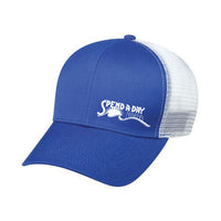 Spend-A-Day - Retail Snapback Hat - 72 qty