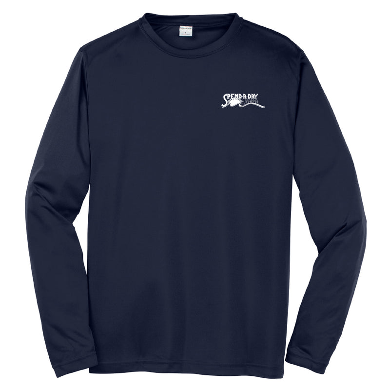 Spend-A-Day - Service Dri-Fit Long Sleeve - 24 qty