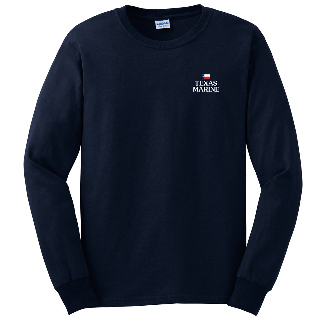 Texas - Beaumont - Service Cotton Long Sleeve - 24 qty