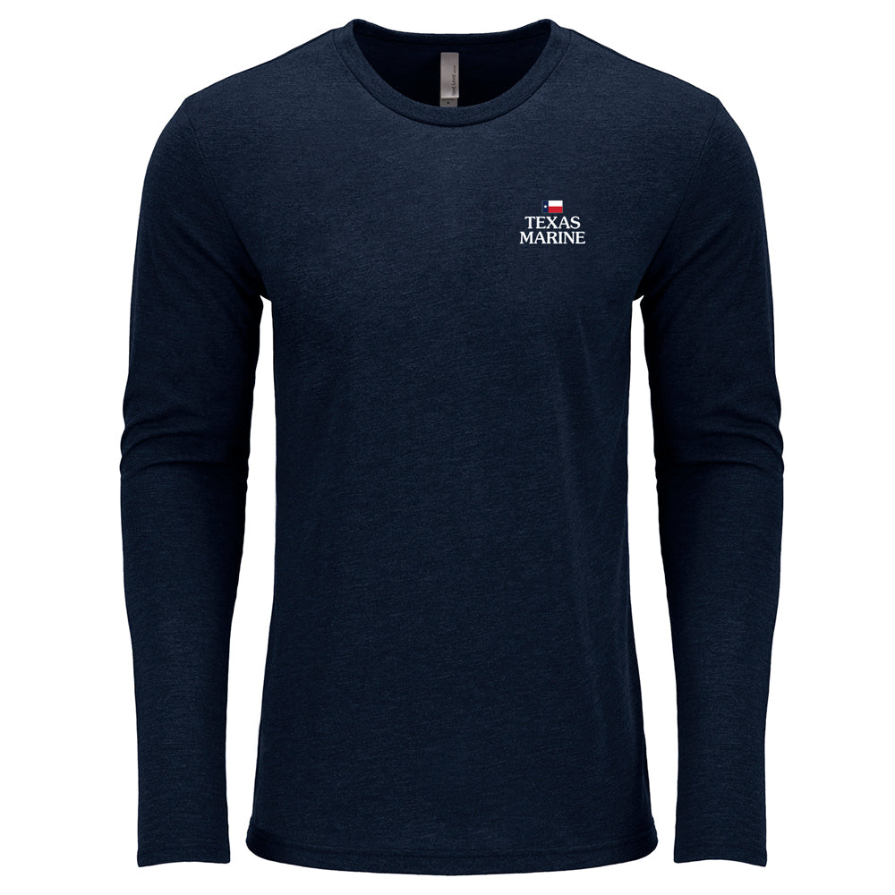 Texas - Beaumont - Service Triblend Long Sleeve - 24 qty