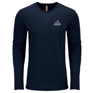 Open image in slideshow, Texas - Service Triblend Long Sleeve - 24 qty