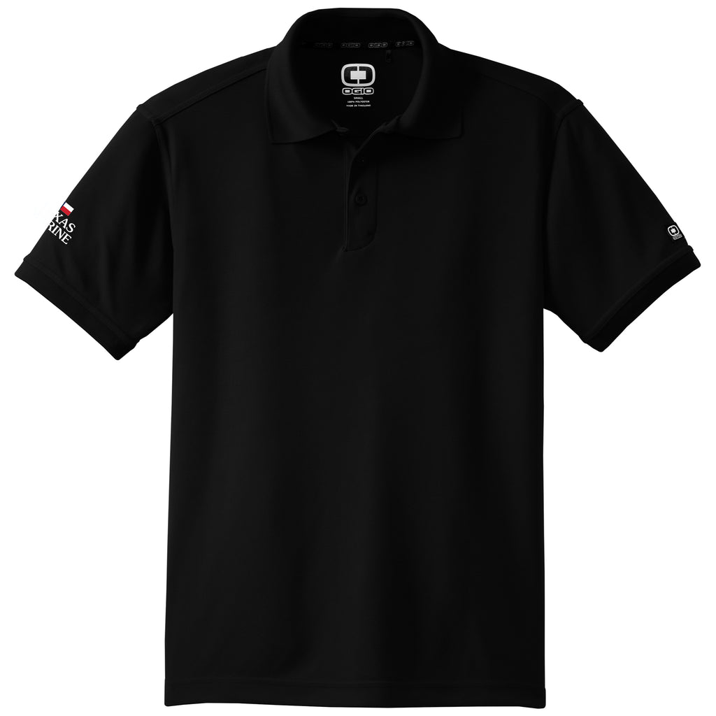 Texas - Sales Polo OGIO Black (Men's) - 8 qty