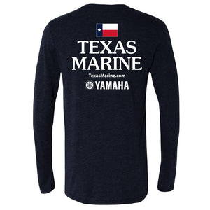 Texas - Service Triblend Long Sleeve - 24 qty