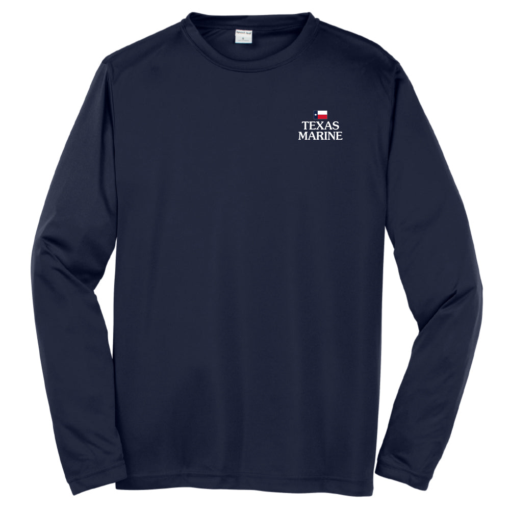 Texas - Service Dri-Fit Long Sleeve - 24 qty