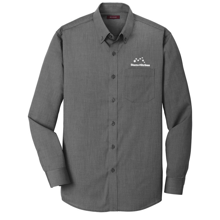 TALL Mens Non-Iron Shirt (4 Color Options)