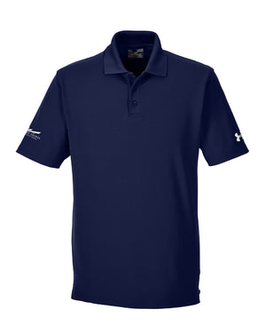 Open image in slideshow, GYI - Sales Under Armour Corp Polo (Midnight Navy) - 8 qty